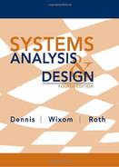 Cover of Systems Analysis and Design, 4th Edition