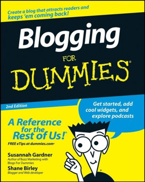 Blogging For Dummies®