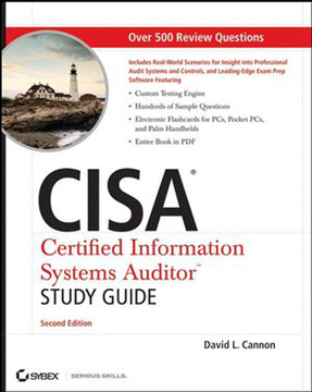 CISA® Certified Information Systems Auditor™ Study Guide, Second Edition