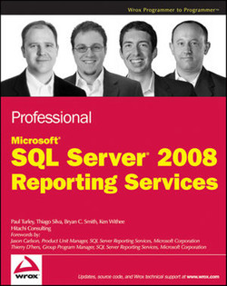 Professional Microsoft® SQL Server® 2008 Reporting Services
