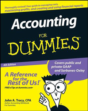 Accounting For Dummies®, 4th Edition