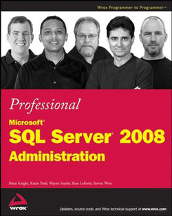 Professional Microsoft® SQL Server® 2008 Administration