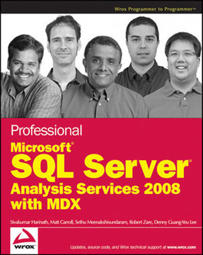 Professional Microsoft® SQL Server® Analysis Services 2008 with MDX