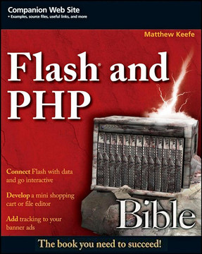 Flash® and PHP Bible
