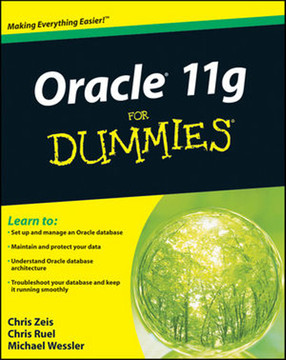 Oracle® 11g For Dummies®