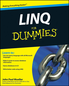 LINQ For Dummies®