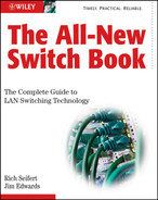 Cover of The All-New Switch Book: The Complete Guide to LAN Switching Technology, Second Edition