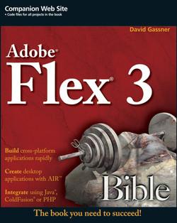 Adobe® Flex® 3 Bible