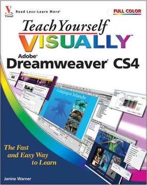 Teach Yourself VISUALLY™ Dreamweaver® CS4