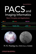 Cover of PACS and Imaging Informatics: Basic Principles and Applications, Second Edition