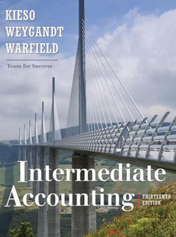 Intermediate Accounting, Thirteenth Edition