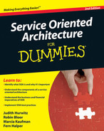 Cover of Service Oriented Architecture For Dummies®, 2nd Edition