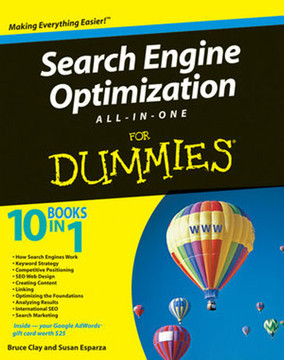 Search Engine Optimization All-In-One For Dummies®
