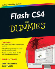 Flash® CS4 for Dummies®
