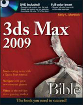3ds Max® 2009 Bible