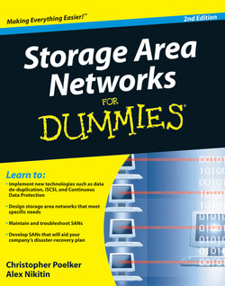 Storage Area Networks For Dummies®