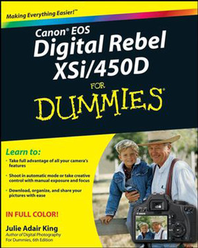 Canon® EOS Digital Rebel XSi/450D For Dummies®