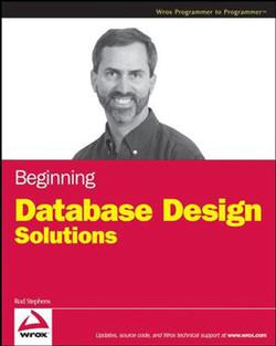 Beginning Database Design Solutions