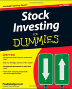 Cover of Stock Investing For Dummies®, 3rd Edition