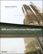 Cover of BIM and Construction Management: Proven Tools, Methods, and Workflows
