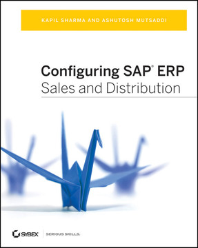 Configuring SAP® ERP Sales and Distribution