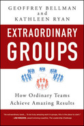 Cover of Extraordinary Groups: How Ordinary Teams Achieve Amazing Results