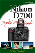 Cover of Nikon® D700 Digital Field Guide