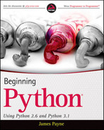 Cover of Beginning Python®: Using Python 2.6 and Python 3.1