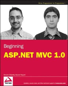 Beginning ASP.NET MVC 1.0