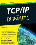 Cover of TCP/IP For Dummies, 6th Edition