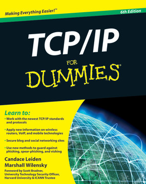 TCP/IP For Dummies, 6th Edition