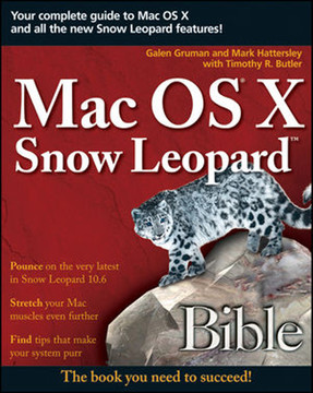 Mac OS® X Snow Leopard™ Bible