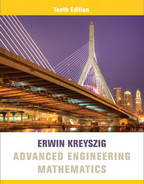 Cover of Advanced Engineering Mathematics, 10th Edition