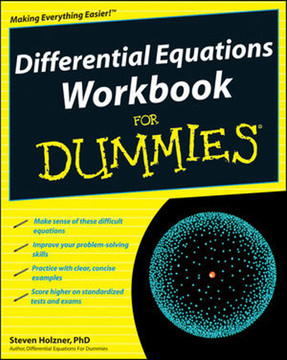 Differential Equations Workbook For Dummies®