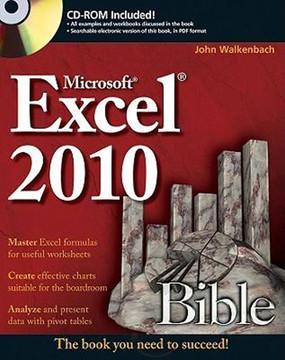 Excel® 2010 Bible