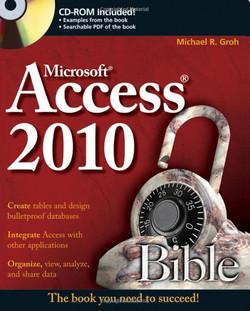 Access® 2010 Bible