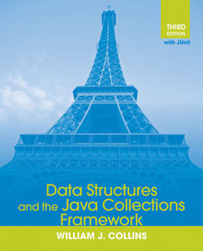 Data Structures and the Java Collections Framework, Third Edition