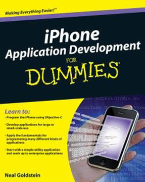 iPhone™ Application Development for Dummies®