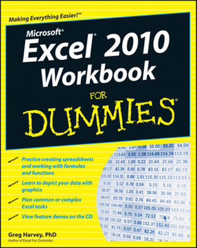 Excel® 2010 Workbook for Dummies®
