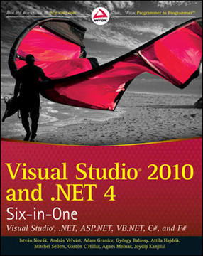 Visual Studio® 2010 and .NET 4, Six-in-one