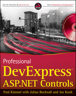 Professional DevExpress™ ASP.NET Controls