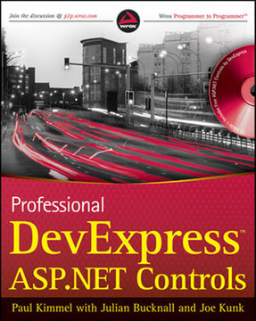 Professional DevExpress™ ASP NET Controls [Book]