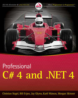 Professional C# 4 and .NET 4