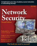 Cover of Network Security Bible, 2nd Edition
