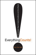 Cover of Everything Counts: 52 Remarkable Ways to Inspire Excellence and Drive Results