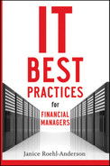 Cover of IT Best Practices for Financial Managers