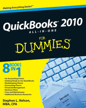 Quick Books® 2010 All-in-One For Dummies®