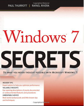 Windows® 7 Secrets®