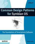 Cover of Common Design Patterns for Symbian OS: The Foundations of Smartphone Software