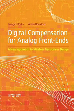 Digital Compensation for Analog Front-Ends: A New Approach to Wireless Transceiver Design